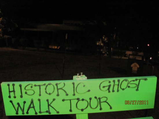 Historic Jefferson Ghost Walk