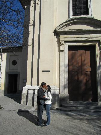 Parroquias de San Antonio de la Florida y San Pio X : Romantico