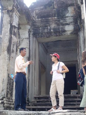 Cambodia Compassion Tours - Private Day Tours: Lesson in Ancient Cambodian History