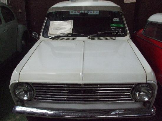 Vauxhall Viva Picture Of York Motor Museum York