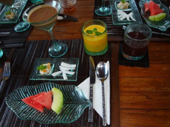 Villa Flow: Breakfast