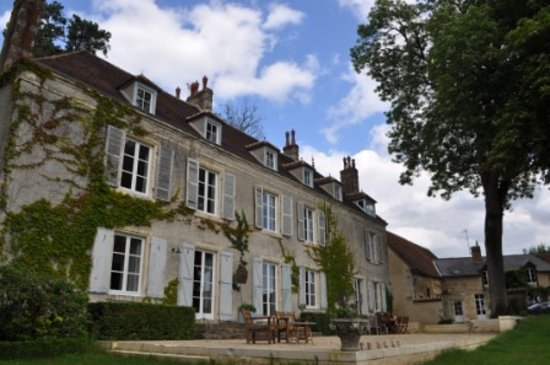 Chateau de la Mouchere: The house-2