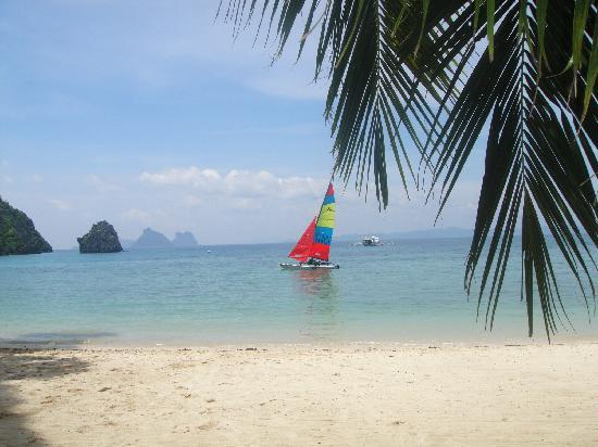 """El Nido Resorts Apulit Island: """"If the wind is right you can sail away and find tranquility."""""""