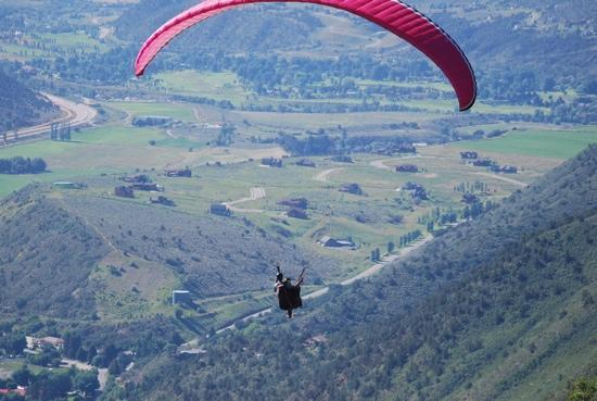 Adventure Paragliding: rockin' the Rockies with Pine and the Posse!
