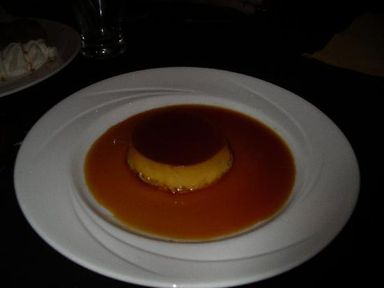 Frank's Steak & Schnitzel Haus: Creme Carmel