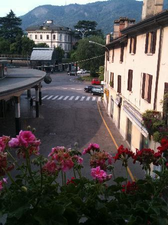 In Riva al Lago Bed & Breakfast : Balcony