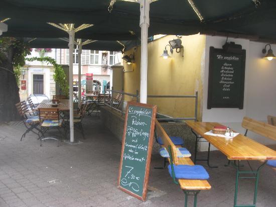 Alt Ringlein: Restaurant
