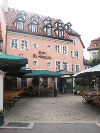 Alt Ringlein: Hotel