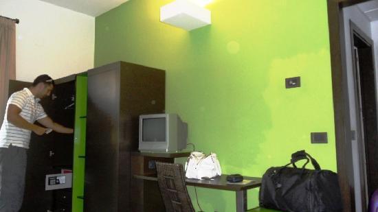 هوتل سان جيوفاني: chambre