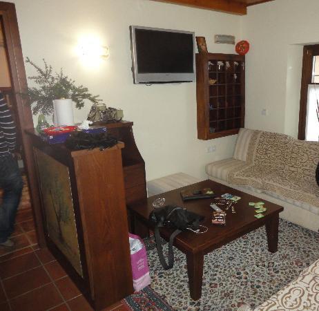 Oriades: Living room