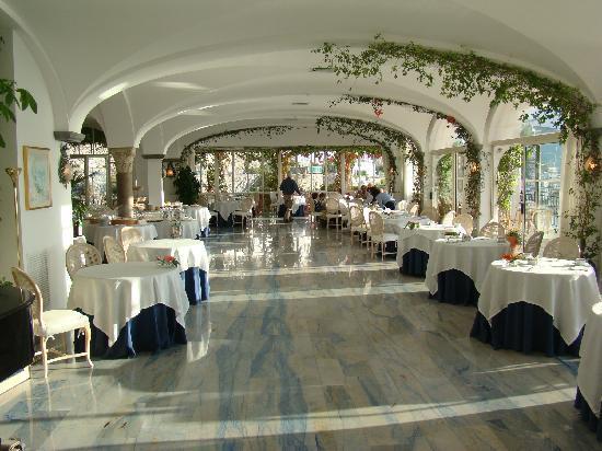 Santa Caterina Hotel: ristorante