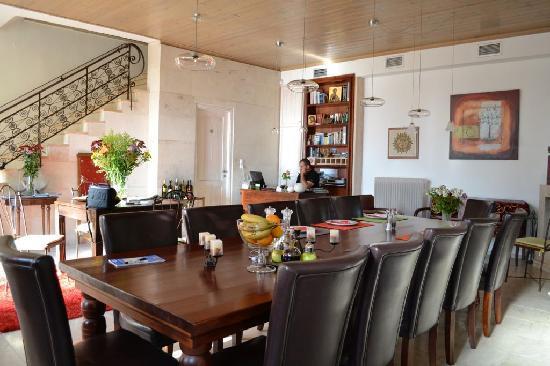 Villa Kerasia: main room