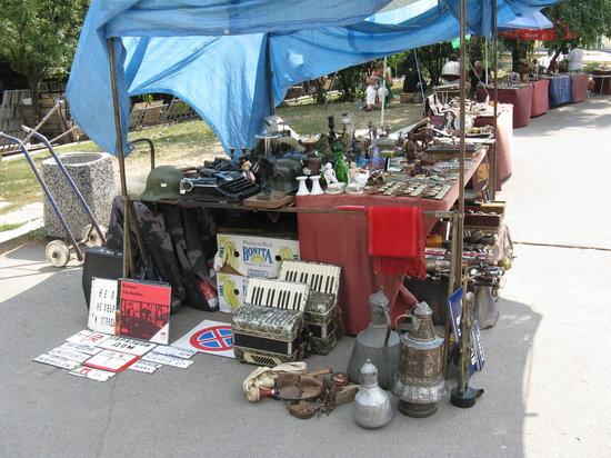 صوفیا, بلغاريا: Flohmarkt_1