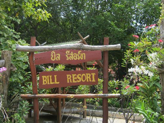 Bill Resort: Bill!