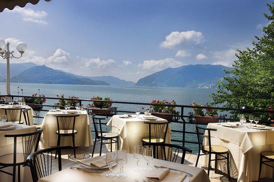 Marone, Italien: Vista sul lago d'iseo
