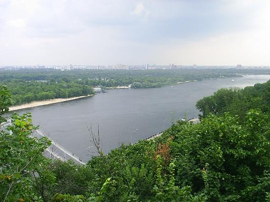 Dnieper River Picture Of Kiev Ukraine Tripadvisor