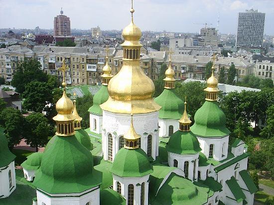 เคียฟ, ยูเครน: Religious building