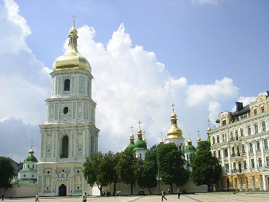 เคียฟ, ยูเครน: Saint Michael's monastery