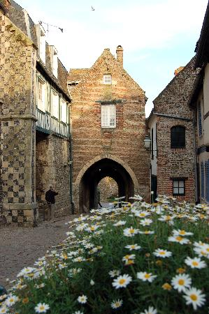 Сен-Валери-сюр-Сомме, Франция: Saint-Valery-sur-Somme par somme-tourisme