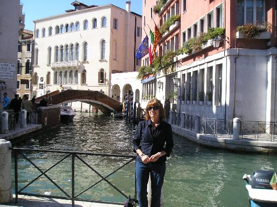 Residenza Ca' San Marco: lovely small canal