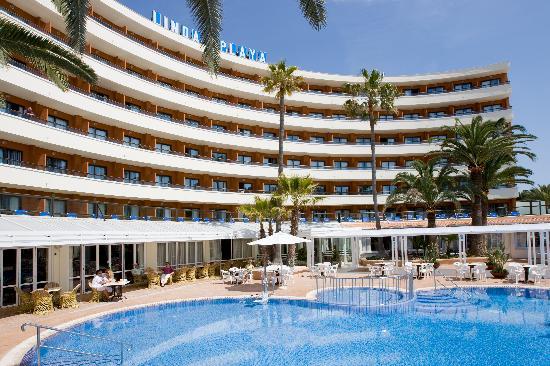 Hotel Linda Playa In Paguera