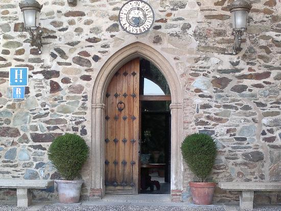 Hospederia Real Monasterio : Entrada