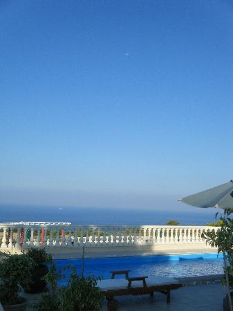 Kampi, Greece: room view