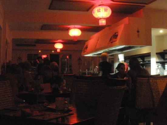 Ristorante cinese foto di mitsis norida beach hotel for Ristorante kos milano