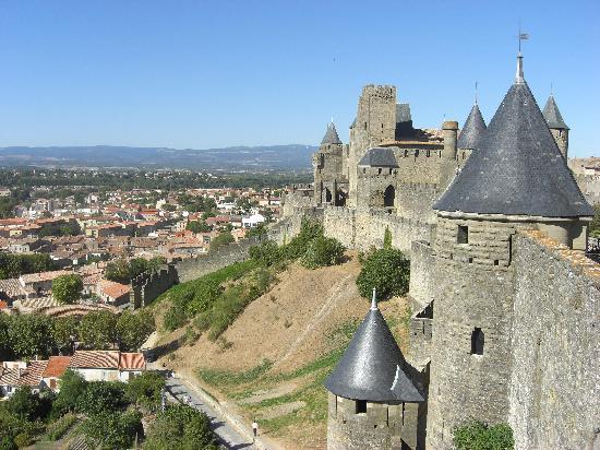 CHÂTEAU ET REMPARTS DE LA CITÉ DE CARCASSONNE : Carcassonne Castle