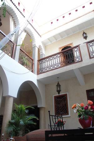 Riad Kalila: Un riad de charme au coeur de la Medina de Marrakech