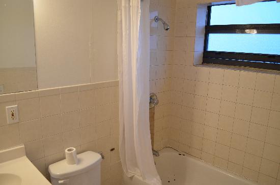 Motel Blu: Salle de bain