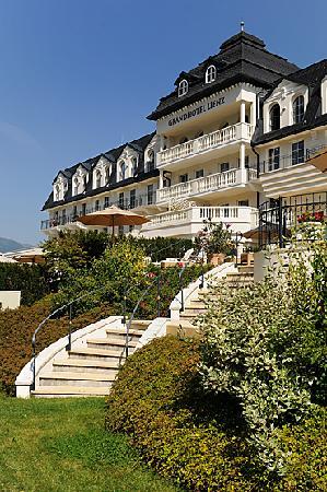 Grand Hotel Lienz: Hotel
