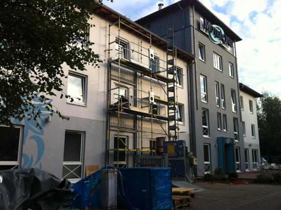 Premiere Classe Hotel Düsseldorf-Ratingen : baustelle motel one ratingen