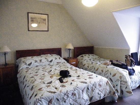 Balmoral Guesthouse: balmoral guest house:la camera