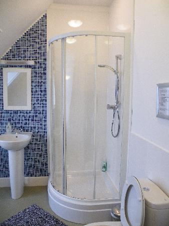 Balmoral Guesthouse: balmoral guest house:il bagno