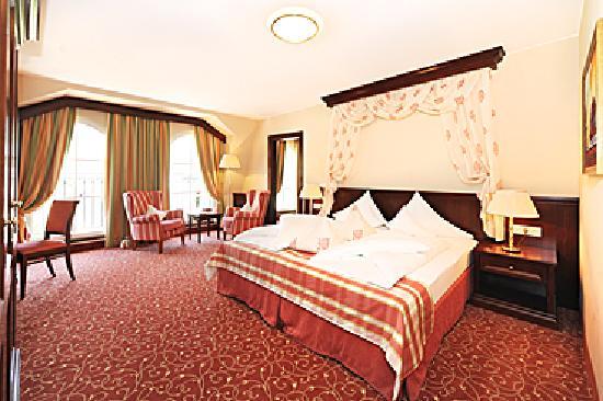 Grand Hotel Lienz: Zimmer