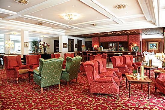 Grand Hotel Lienz: Bar