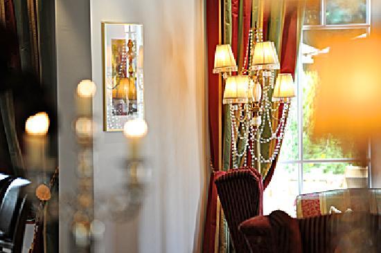 Grand Hotel Lienz: Lobby