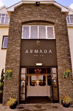 Armada Hotel : Outside