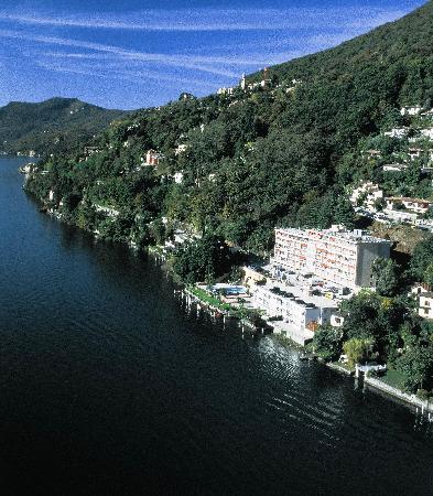 Swiss Diamond Hotel Lugano : Vista