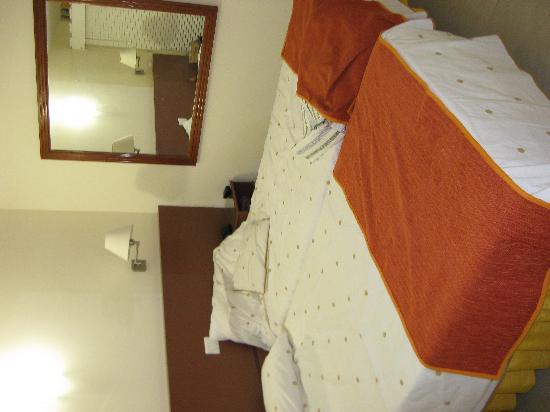 El Capricho Apartamentos : Bedroom