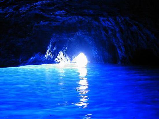 Stella Maris: ...l'isola più bella del mondo...