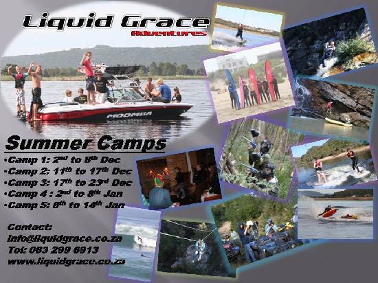 Liquid Grace Adventures: Summer Camps