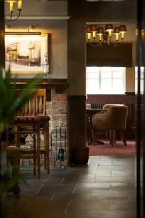 The Greyhound Inn: Bar Snug