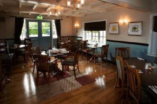 The Greyhound Inn: Main Restaurant