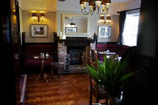 The Greyhound Inn: Restaurant Snug