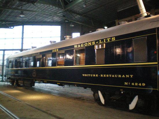 Railway Museum (Het Spoorwegmuseum)