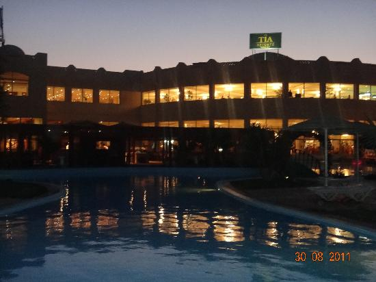 Tia Heights Makadi Bay: Pool view