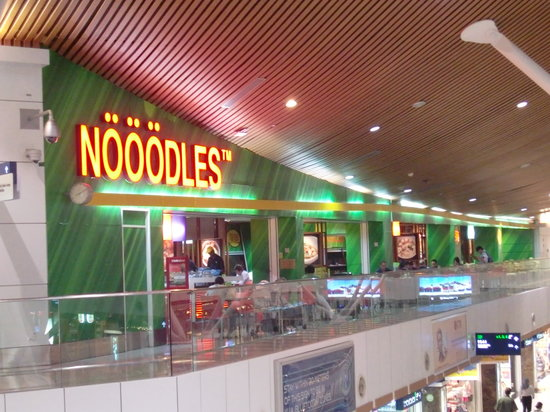 Nooodles Satellite Building