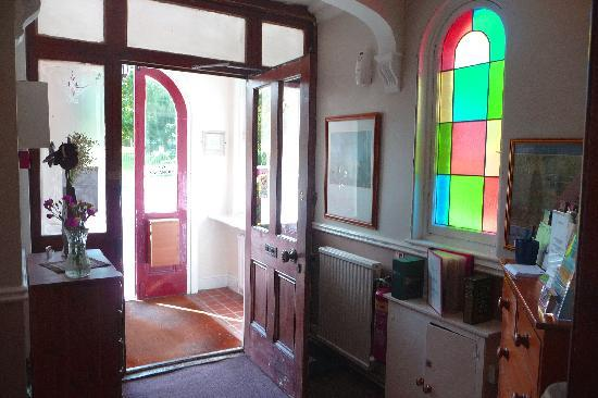 South Park Guest House: Entrance hall